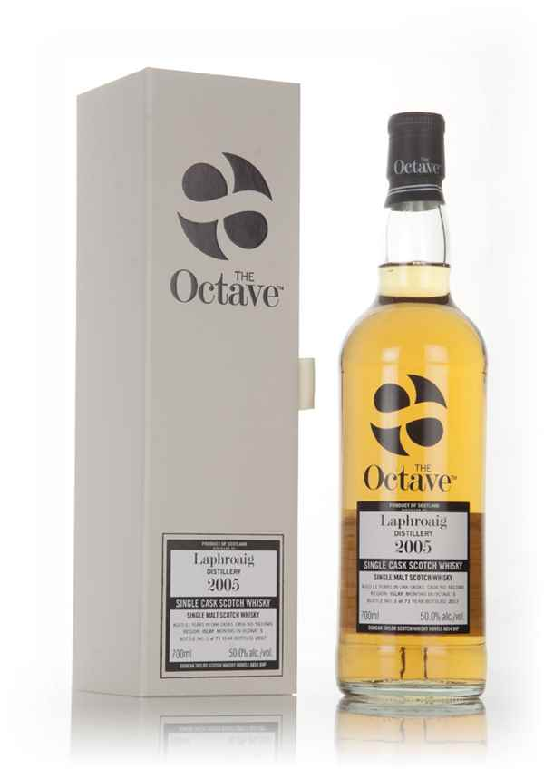 Laphroaig 11 Year Old 2005 (cask 5611045) - The Octave (Duncan Taylor)