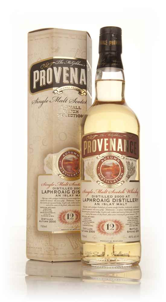 Laphroaig 12 Year Old 2000 (cask 9656) - Provenance (Douglas Laing)