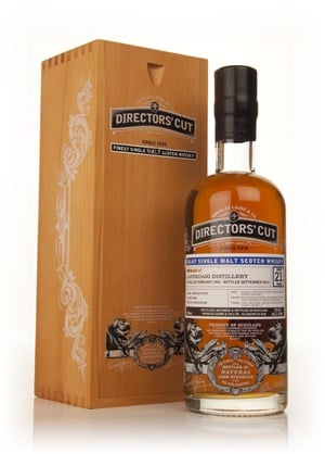 Laphroaig 21 Year Old 1992 (cask 9969) - Director's Cut (Douglas Laing)