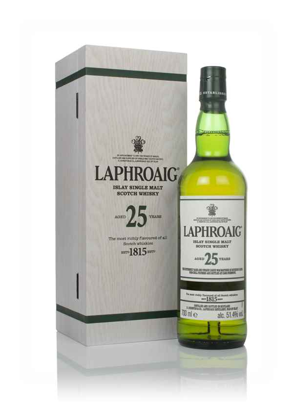 Laphroaig 25 Year Old Cask Strength (2019 Release)