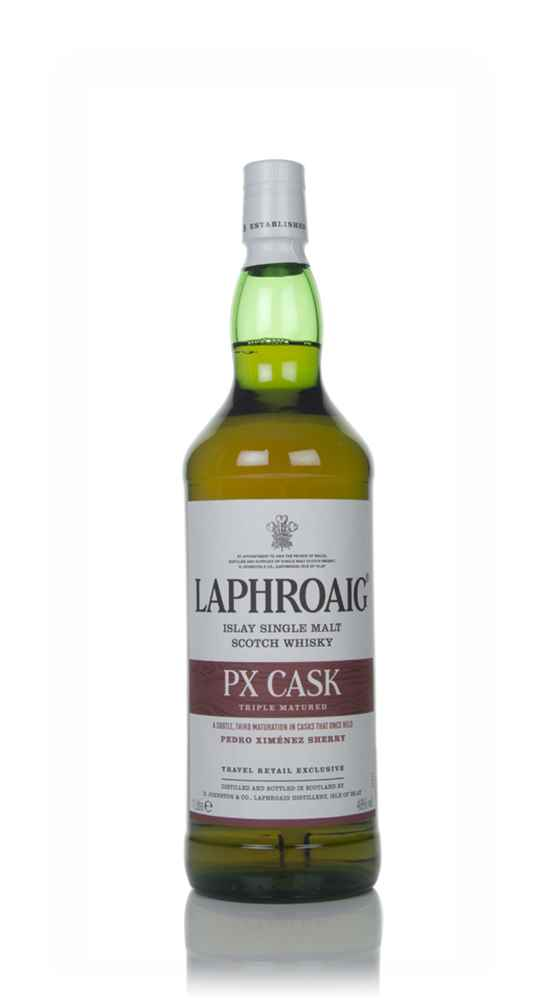 Laphroaig PX Cask Triple Matured
