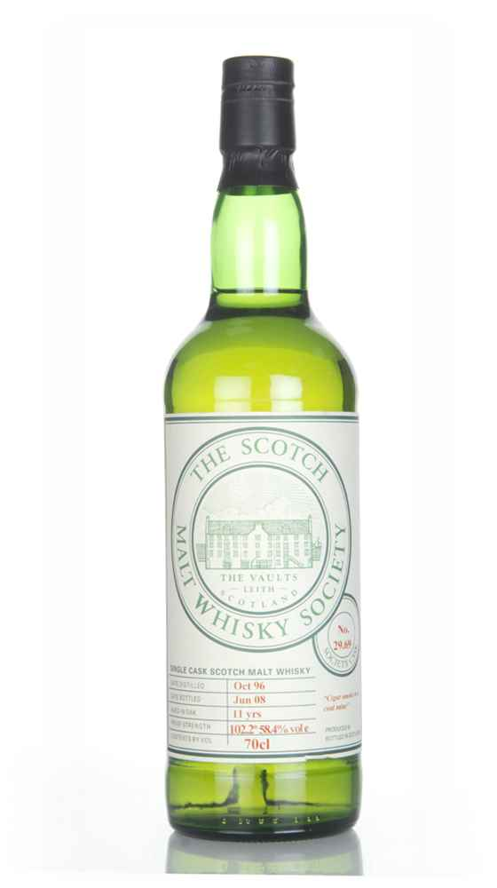 SMWS 29.69 11 Year Old 1996