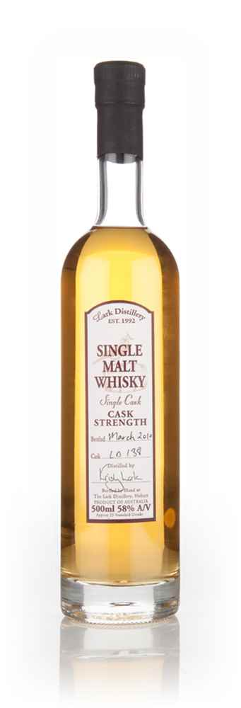 Lark Single Cask (cask 138) Cask Strength