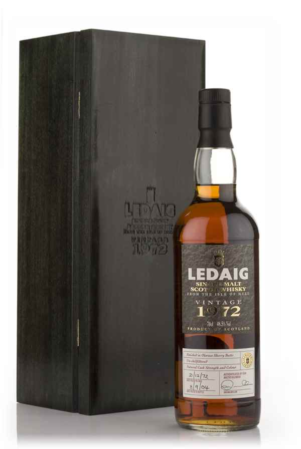 Ledaig 32 Year Old 1972