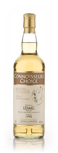 Ledaig 1990 - Connoisseurs Choice (Gordon and MacPhail)