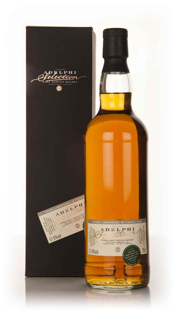 Linkwood 26 Year Old 1984 Cask 5266 (Adelphi)