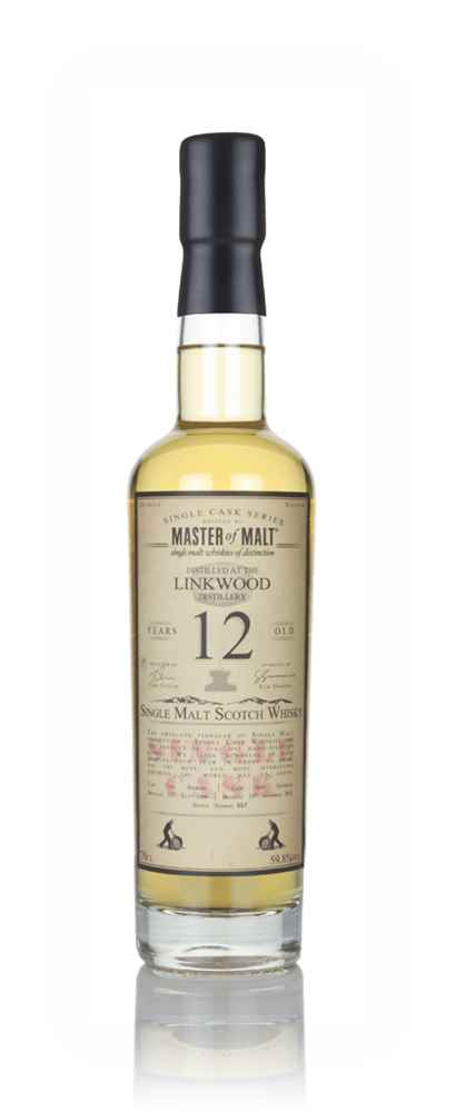Linkwood 12 Year Old 2006 - Single Cask (Master of Malt)