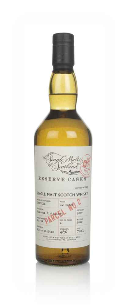 Linkwood 12 Year Old 2007 (Parcel No.2) - Reserve Casks (The Single Malts of Scotland)