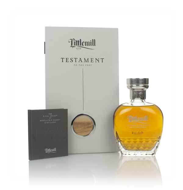 Littlemill Testament 1976 (bottled 2020)