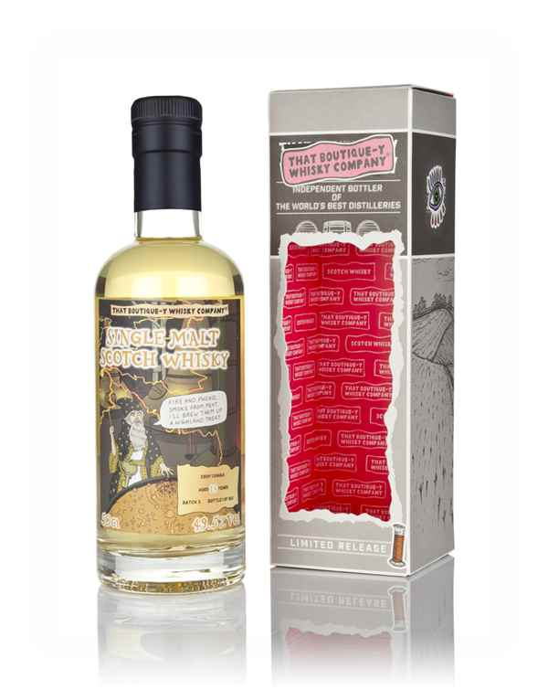 Croftengea 14 Year Old (That Boutique-y Whisky Company)
