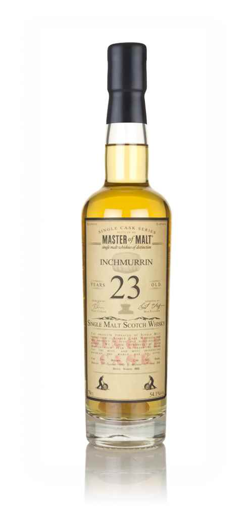 Inchmurrin 23 Year Old 1995 - Single Cask (Master of Malt)