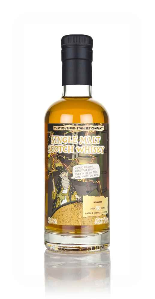 Inchmurrin 20 Year Old (That Boutique-y Whisky Company)