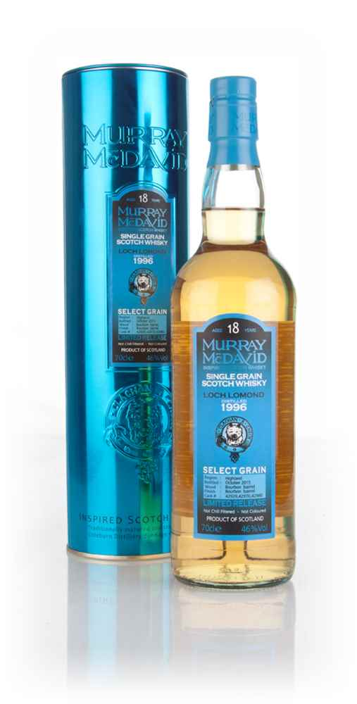Loch Lomond 18 Year Old 1996 (casks 42929, 42970 & 42980) - Select Grain (Murray McDavid)