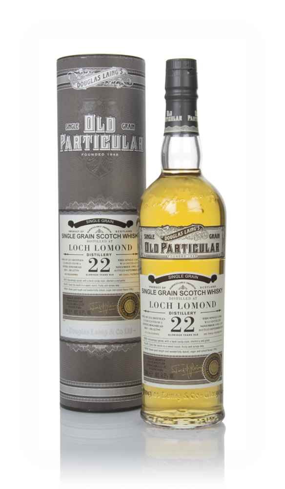Loch Lomond 22 Year Old 1995 (cask 12799) - Old Particular (Douglas Laing)