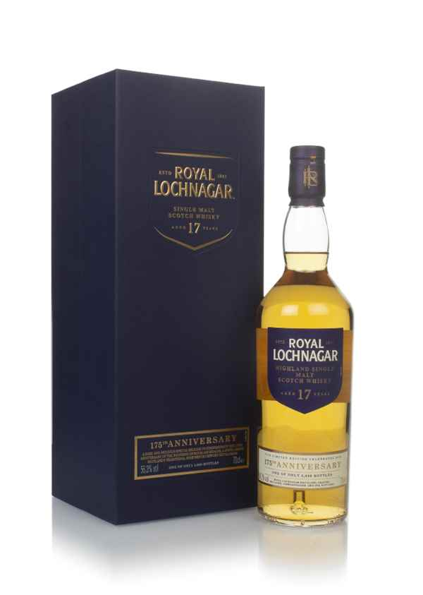 Royal Lochnagar 17 Year Old - 175th Anniversary Edition