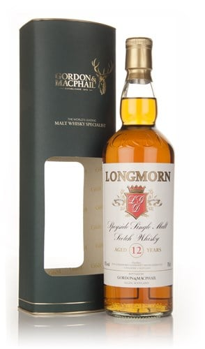 Longmorn 12 Year Old - (Gordon and MacPhail)