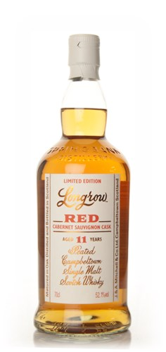 Longrow Red 11 Year Old - Cabernet Sauvignon Cask
