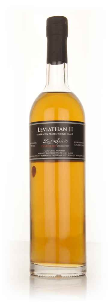 Lost Spirits Leviathan II (American Peated Single Malt)