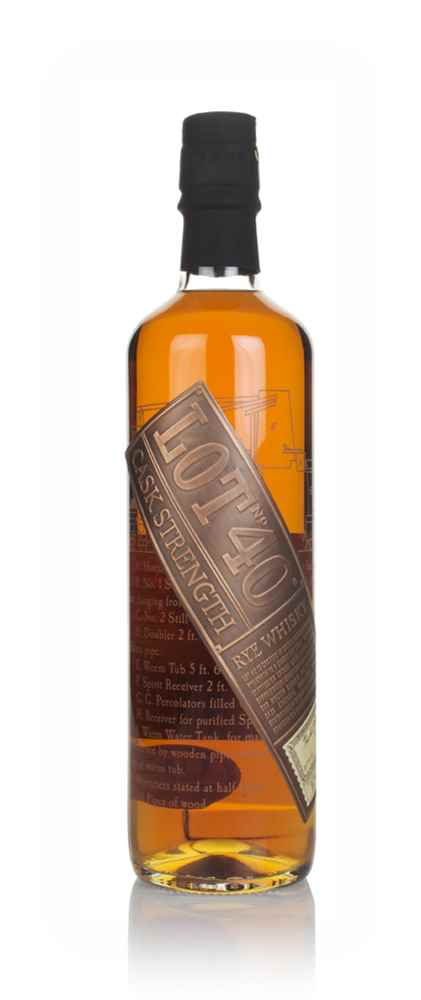 Lot 40 Cask Strength - Third Edition
