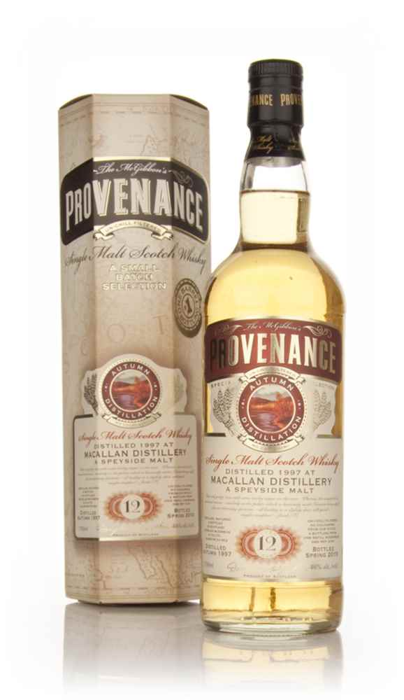 Macallan 12 Year Old 1997 - Provenance (Douglas Laing)