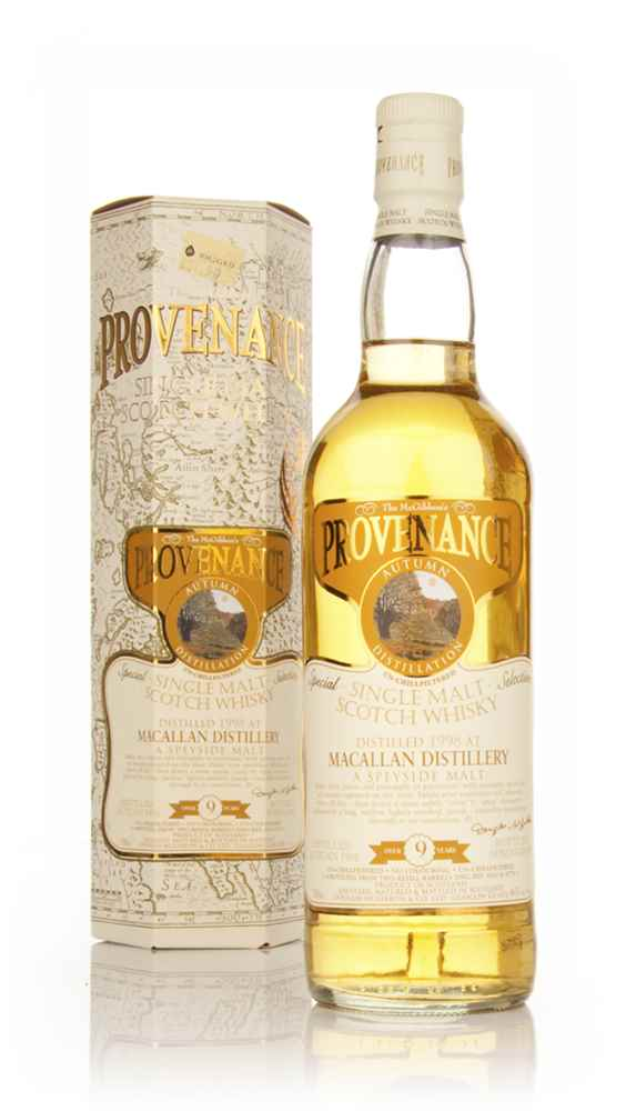 Macallan 9 Year Old 1998 - Provenance (Douglas Laing)