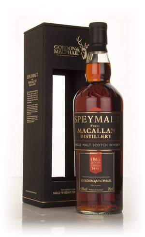 The Macallan 1965 - Speymalt (Gordon and MacPhail)