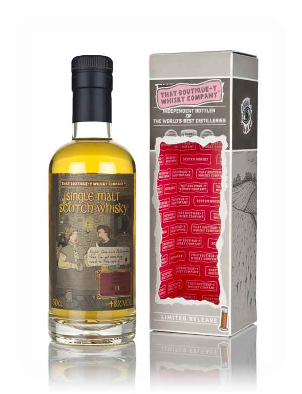 Macduff 11 Year Old (That Boutique-y Whisky Company)