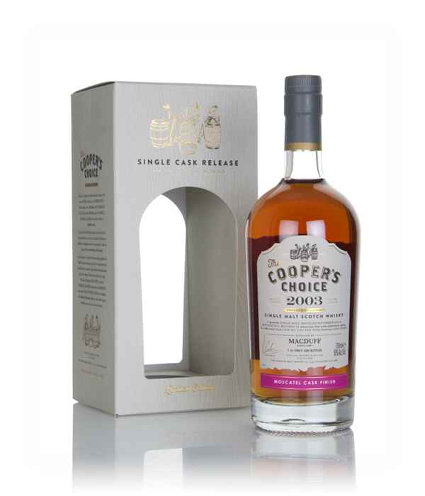 Macduff 14 Year Old 2003 (cask 2139) - The Cooper's Choice (The Vintage Malt Whisky Co.)