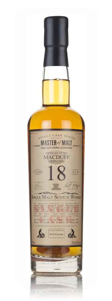 Macduff 18 Year Old 1997 - Single Cask (Master of Malt)