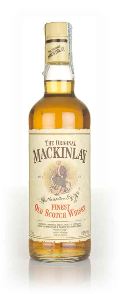 The Original MacKinlay (75cl) - 1990s