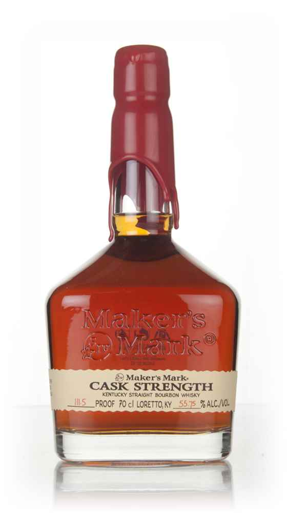 Maker's Mark Cask Strength (55.6%)
