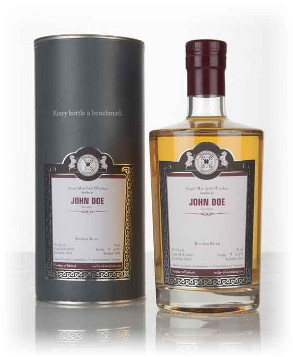 John Doe 2004 (bottled 2016) (cask 16033) - Malts of Scotland