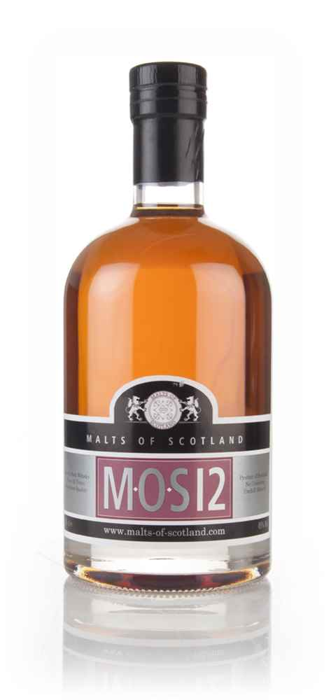 MOS 12 Year Old (Malts of Scotland)