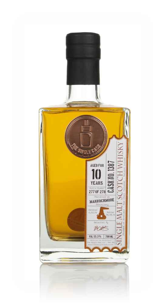 Mannochmore 10 Year Old 2009 (cask 1387) - The Single Cask