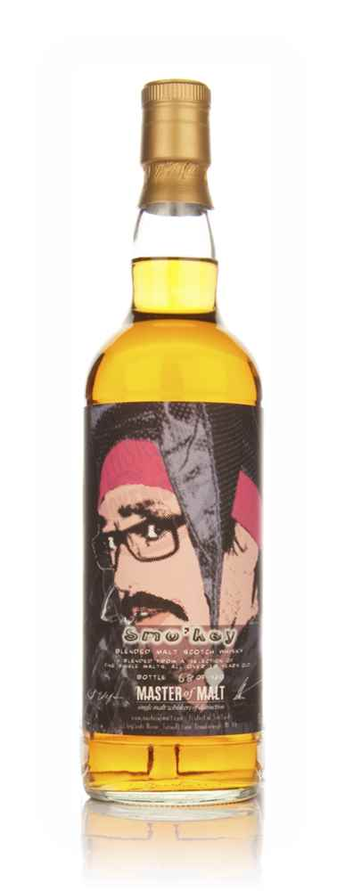 Whisky 4 Movember Smo'key Dave Broom