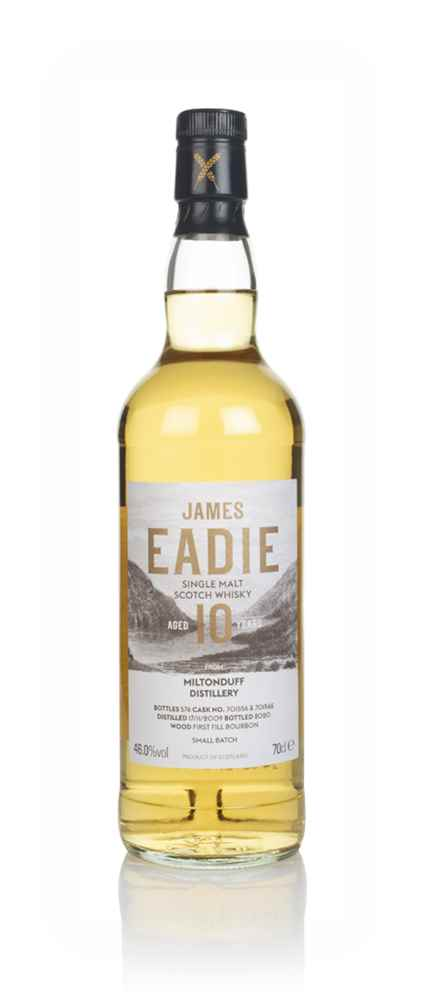 Miltonduff 10 Year Old 2009 (casks 701556 & 701562) - Small Batch (James Eadie)