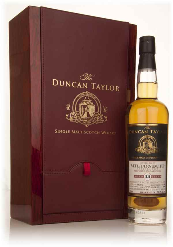 Miltonduff 31 Year Old 1981 (cask 5094) - The Duncan Taylor Single