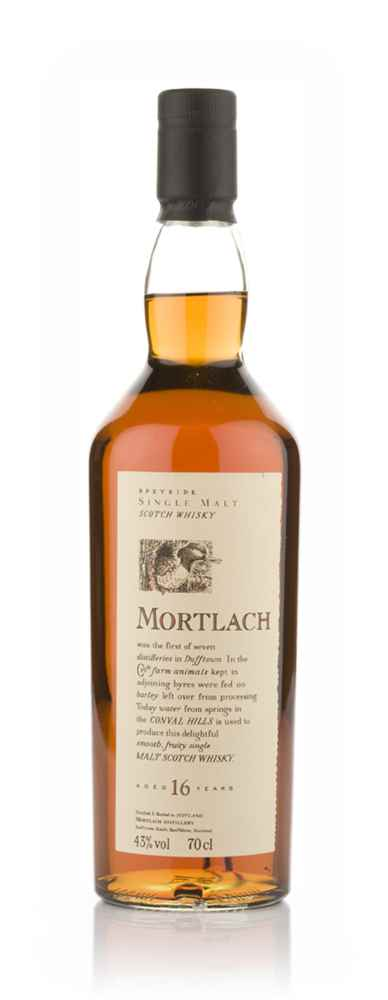 Mortlach 16 Year Old - Flora and Fauna
