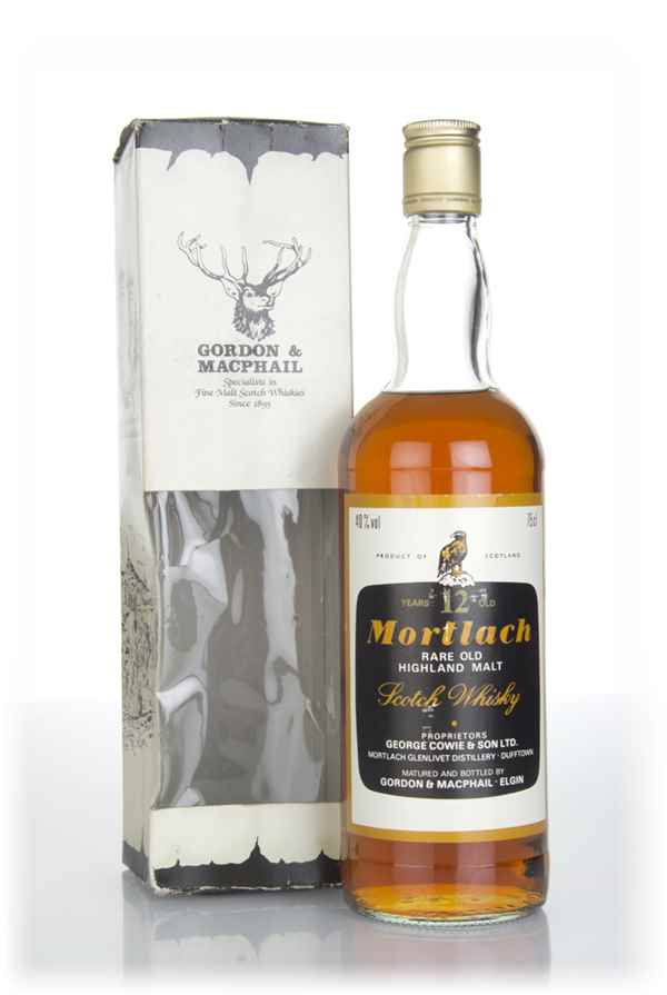 Mortlach 12 Year Old (Gordon & MacPhail) - 1980s