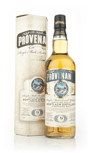 Mortlach 9 Year Old 2002 - Provenance (Douglas Laing)