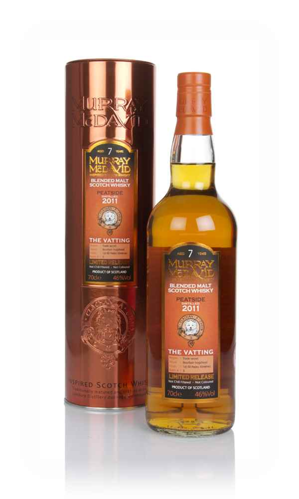 Peatside 7 Year Old 2011 - The Vatting (Murray McDavid)
