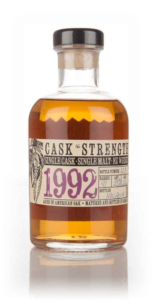 New Zealand 22 Year Old 1992 (cask 91)