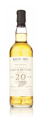 North British 20 Year Old 1991 Cask 3225 - Single Cask (Master of Malt)
