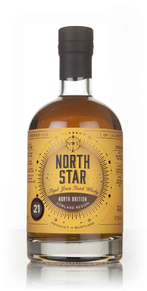 North British 21 Year Old 1995 - North Star Spirits