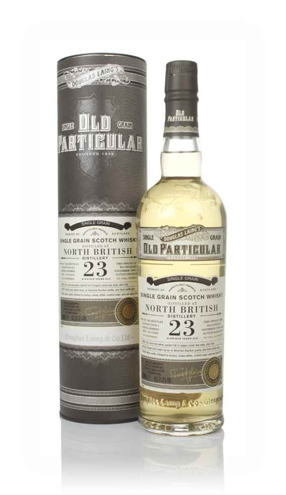North British 23 Year Old 1995 (cask 13504) - Old Particular (Douglas Laing)
