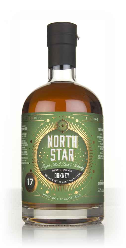 Orkney 17 Year Old 2000 - North Star Spirits