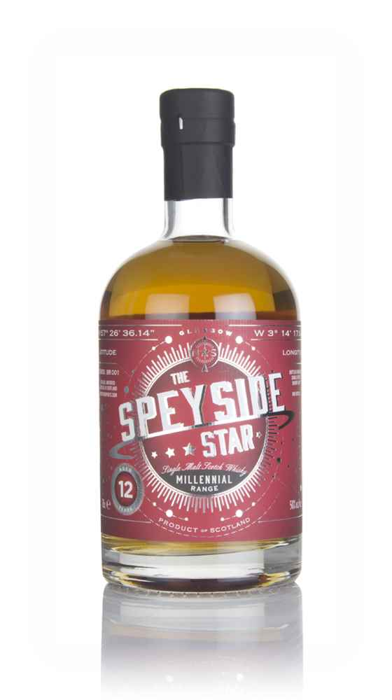 The Speyside Star 12 Year Old - Millennial Range (North Star Spirits)