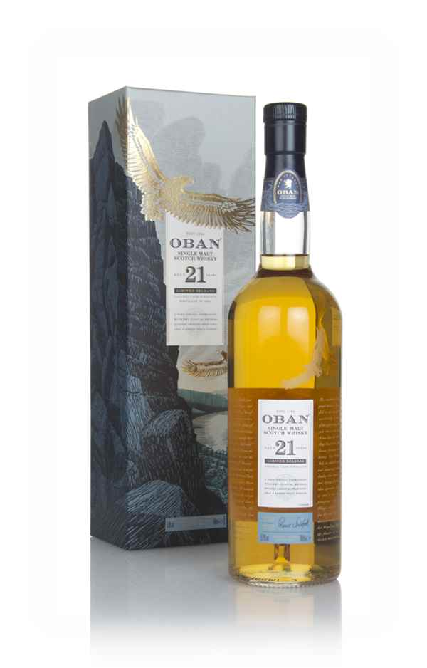 Oban 21 Year Old (Special Release 2018)