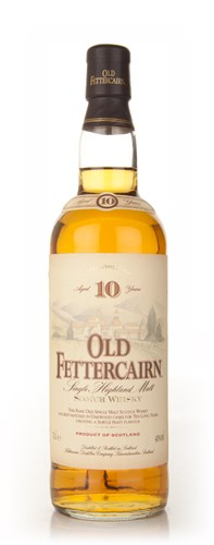 Old Fettercairn 10 Year Old