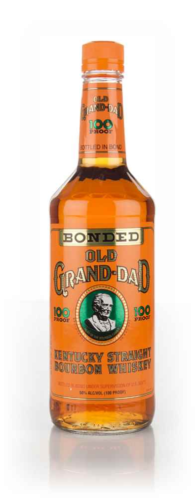 Old Grand-Dad Bonded 100 Proof